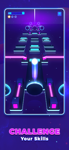 Jump Ball: Tiles and Beats 1.3.3 Screenshots 6