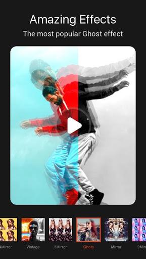 Magic Video Effect - Music Video Maker Music Story apktram screenshots 2