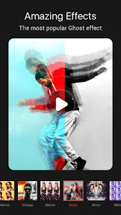 Magic Video Effect - Music Video Maker Music Story Screenshot