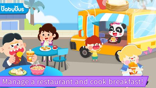 Baby Panda's Cooking Restaurant apkdebit screenshots 1