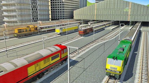 Train Simulator 2020: Modern Train Racing Games 3D 30.9 Screenshots 7