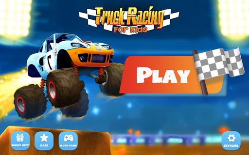 Truck Racing for kids  screenshots 12