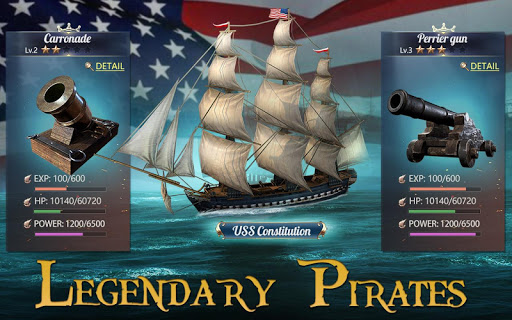Age of Sail: Navy & Pirates  screenshots 4