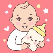Erby Breastfeeding tracker, pump log & baby diary