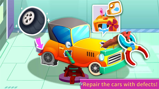 Little Panda's Auto Repair Shop  Screenshots 2