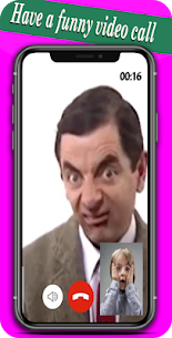 mr funny video call and chat simulation and game 1.1 MOD + APK + DATA Download 3