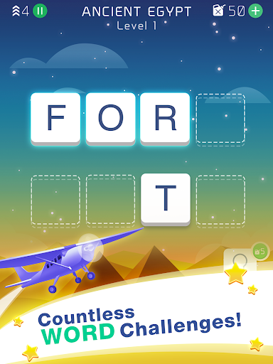 Word Travel - The Guessing Words Adventure 1.1.1 Screenshots 7