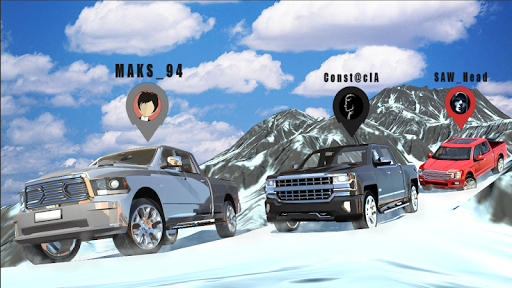 Offroad Pickup Truck Simulator  Screenshots 6