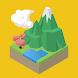 あそんでまなべる 日本の地理 - Androidアプリ