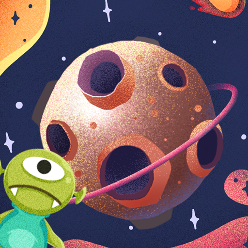 Classic game, easy to play, come, and enjoy the charm of outer space!