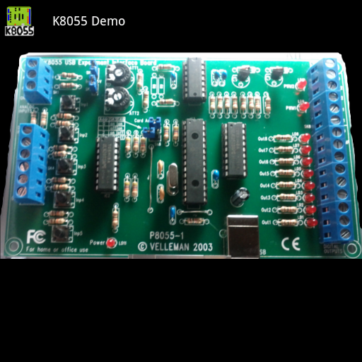 K8055 Demo (Donation Ver) For PC Windows (7, 8, 10 and 10x) & Mac Computer
