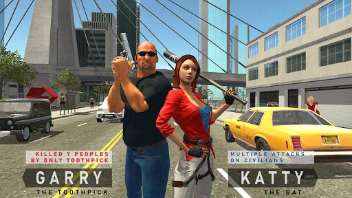 Crime Simulator Real Girl screenshots 1