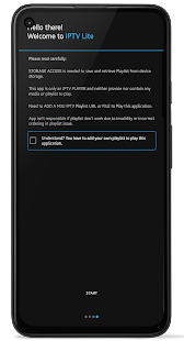 IPTV Lite - HD IPTV Player 4.7 Screenshots 5