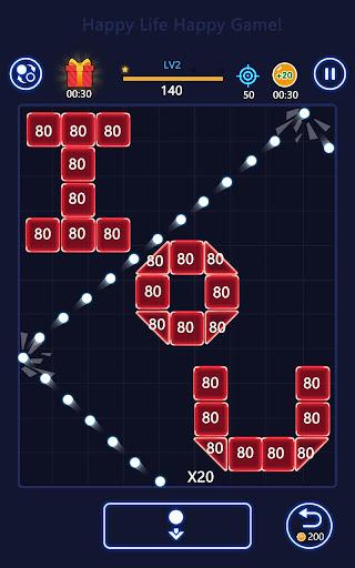 Brick Ball Fun-Crush blocks 3.3 screenshots 8