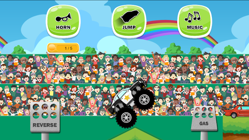 Monster Truck Game for Kids 2.8.1 screenshots 9
