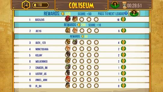 Gods of Arena: Online Battles Online Hack Android & iOS 3