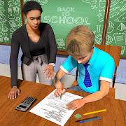 Virtual School Teacher Simulator - Learning Games