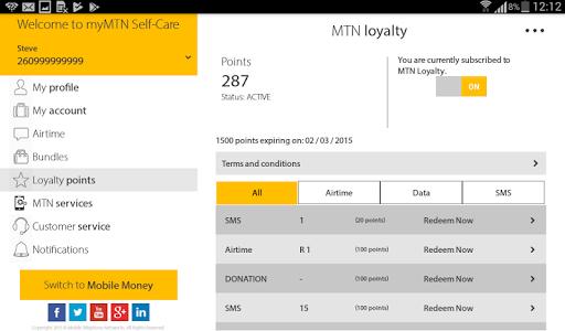 MyMTN  Screenshots 23