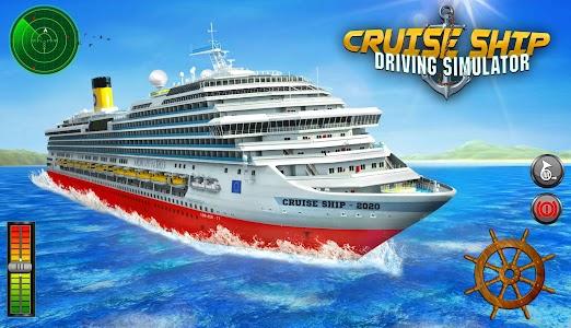 Real Cruise Ship Driving Simulator 2020 1.11