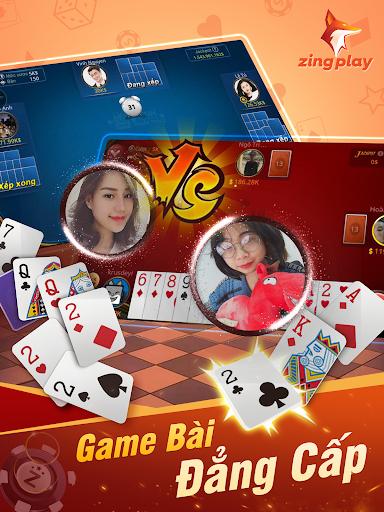 ZingPlay - Game bu00e0i - Tien Len - Mu1eadu Binh  screenshots 12