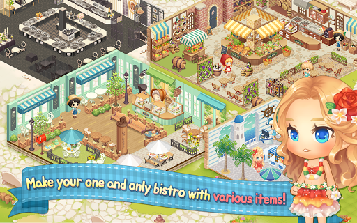 My Secret Bistro - Play cooking game with friends 1.7.1 screenshots 5