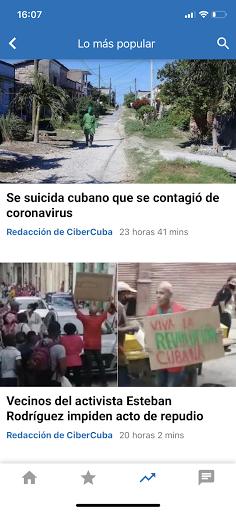 CiberCuba - Noticias de Cuba 4.5.2 Screenshots 7