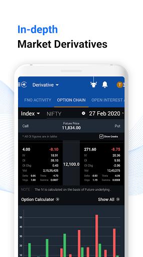 Edelweiss: Share Market Trading App, Sensex, Nifty android2mod screenshots 4