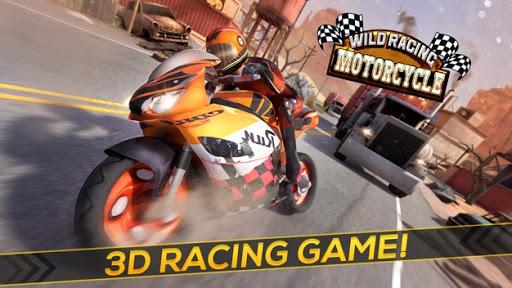 Moto Racing Rider apktreat screenshots 1