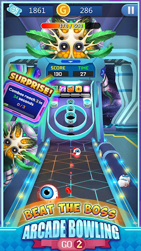 Arcade Bowling Go 2 2.8.5032 screenshots 17