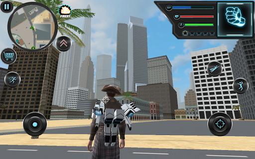 Jetpack Hero Miami Crime 1.8 screenshots 1