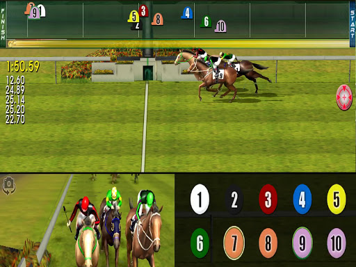 iHorse: The Horse Racing Arcade Game Varies with device screenshots 14