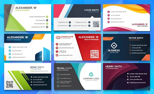 Ultimate Business Card Maker: For Pc – Free Download In Windows 7, 8, 10 And Mac 2