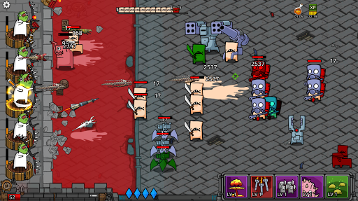 Arrow War 1.7 screenshots 4