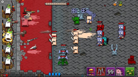 Arrow War MOD APK 2.1 (GOD MODE) 4