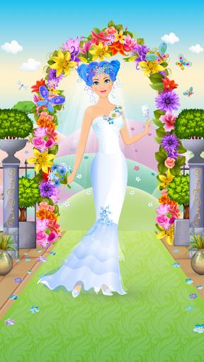 Wedding Dress Up - Bride makeover  screenshots 6