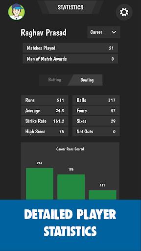 Wicket Cricket Manager - Super League 2021 1.33 screenshots 7