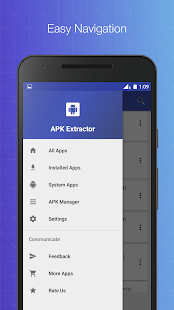 APK Extractor, Root Checker & SafetyNet Checker Screenshot
