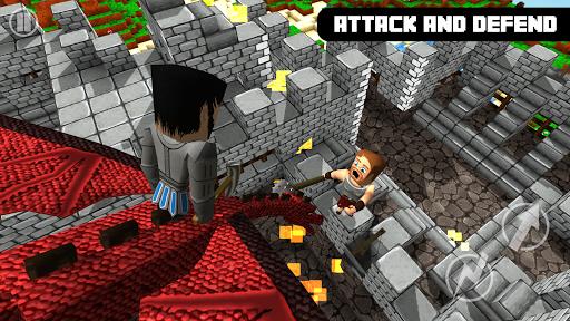 Castle Crafter - World Craft 5.4 screenshots 2