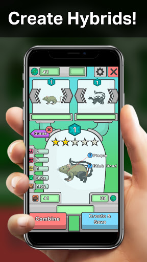 Apeirozoic: Strategy Evolution CCG screenshots 1