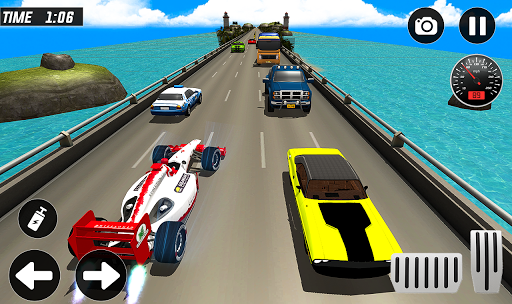 Top Speed Formula Car Racing Chase 2019  screenshots 4