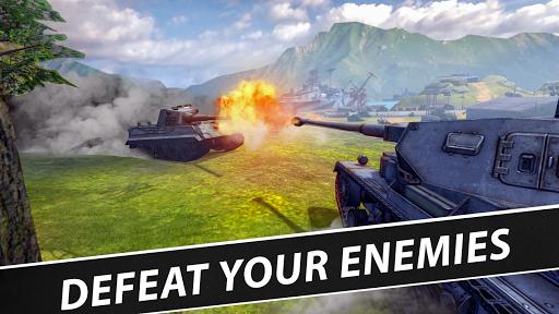 Battle Tanks: Game - Free Tank Games Military PVP  screenshots 11