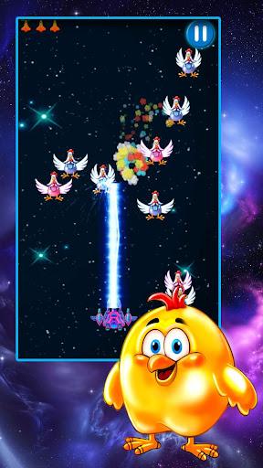 Chicken Shooter: Galaxy Attack New Game 2021 2.10 Screenshots 6