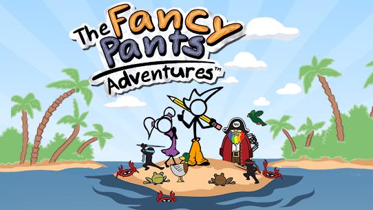 Fancy Pants Adventures 6
