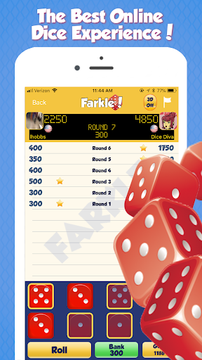 Dice World - 6 Fun Dice Games 11.41 Screenshots 11