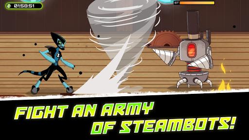 Ben 10 - Omnitrix Hero: Aliens vs Robots 1.0.6 Screenshots 2