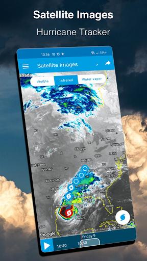 Weather Forecast 14 days - Meteored News & Radar screenshots 2