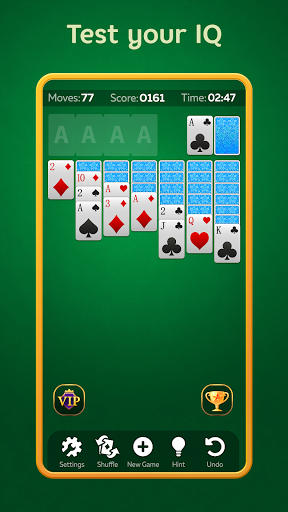 Solitaire Play - Classic Free Klondike Collection 3.0.1 screenshots 1