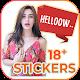Stiker 18 for whatsapp Messenger - 18 Sticker Pack para PC Windows