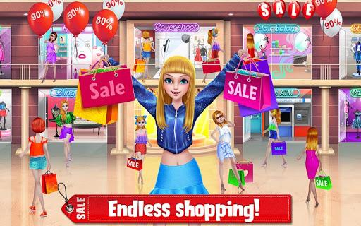 Shopping Mania - Black Friday Fashion Mall Game  screenshots 4