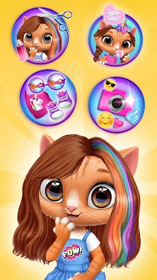 Amy's Animal Hair Salon - Cat Fashion & Hairstylesのおすすめ画像2